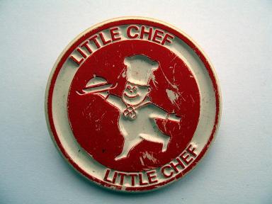Little Chef badge