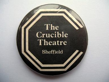 Crucible Theatre badge