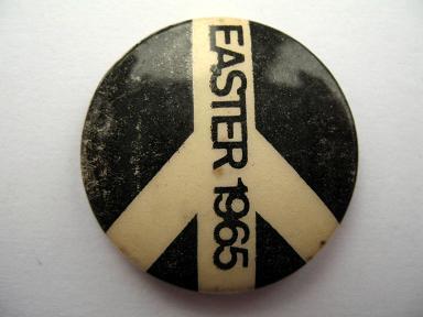 Aldermaston March 1965 badge