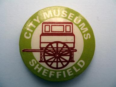 Sheffield City Museums badge