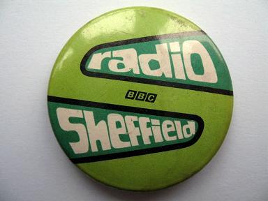Radio Sheffield badge