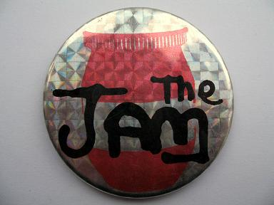 The Jam badge