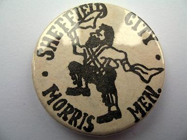 Sheffield City Morris Men badge