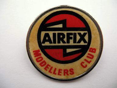 Airfix Modellers' Club badge