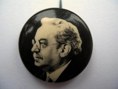 Fred Jowett - Independent Labour Party badge