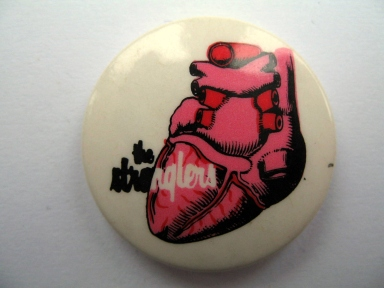 The Stranglers, La Folie badge