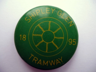 Shipley Glen Tramway, Bradford badge