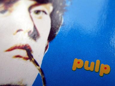 Pulp - 'Babies' cover detail