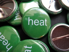 Noise Heat Power badges