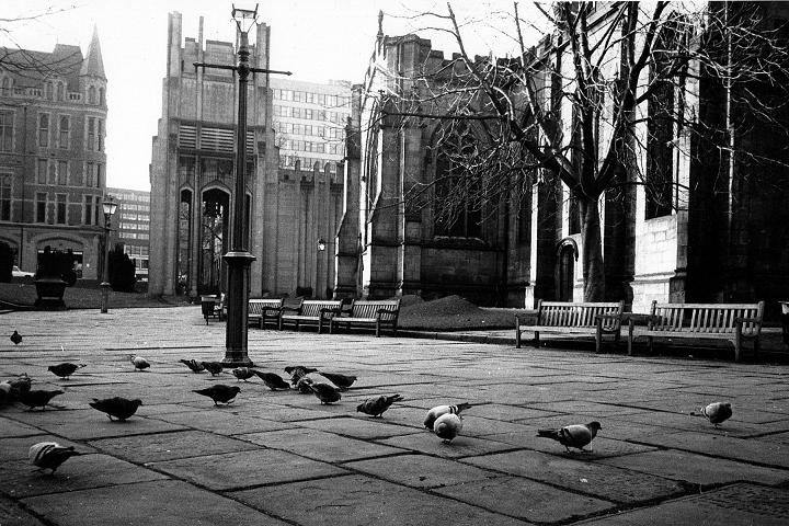 Sheffield Cathedral, 1986