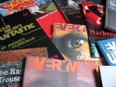 Liverpool Everyman Theatre programmes