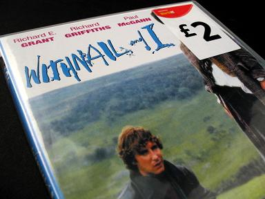 'Withnail and I' DVD cover