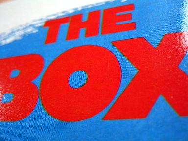 The Box - 'Secrets Out' cover detail