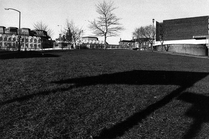 Howard Street and Sheffield City Polytechnic, 1986
