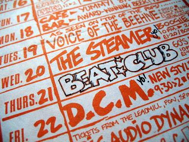 Leadmill listings guide, July 1988