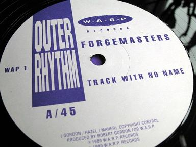 Forgemasters - 'Track With No Name' label