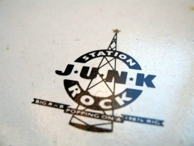 Junk - 'Messiahs Of The Pop Raunch' sleeve