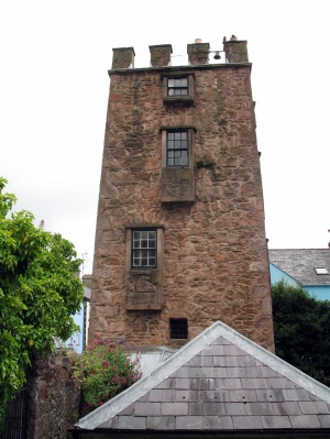 The Curfew Tower, Cushendall