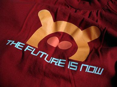 'Wipeout 2097' T-shirt