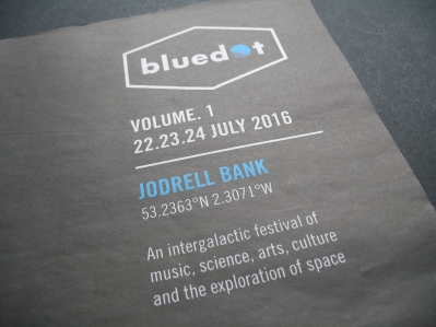 Bluedot Festival preview magazine