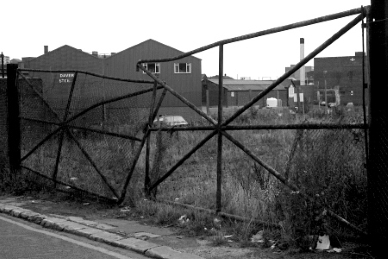 Daver Steels, Sheffield, 1985