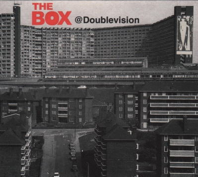 @Doublevision by The Box, CD front cover