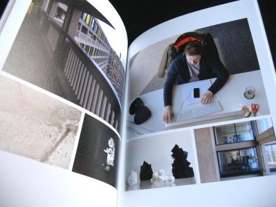SHEFFIELD>>>TOKYO + <3 exhibition catalogue spread