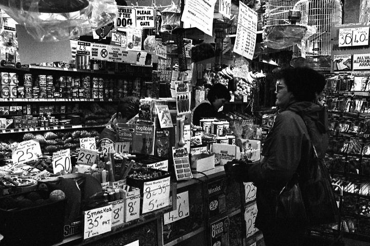 Sheffield markets, 1986